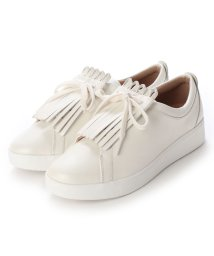 FITFLOP/フィットフロップ fitflop RALLY ANNIVERSARY FRINGE SNEAKERS (Stone)/503220020