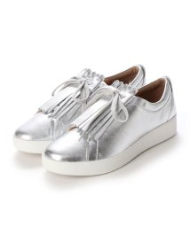 FITFLOP/フィットフロップ fitflop RALLY ANNIVERSARY FRINGE SNEAKERS (Silver)/503220025