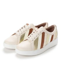 FITFLOP/フィットフロップ fitflop RALLY RAINBOW SNEAKERS (Stone)/503220038