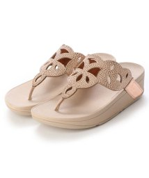 FITFLOP/フィットフロップ fitflop ELORA CRYSTAL TOE-THONGS (Rose Gold)/503220060