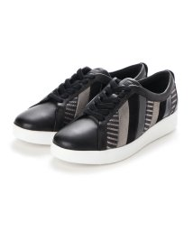 FITFLOP/フィットフロップ fitflop RALLY RAINBOW SNEAKERS (Black Mix)/503220089