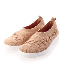 FITFLOP/フィットフロップ fitflop CORSETTED KNIT BALLERINAS (Blush)/503244736