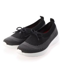FITFLOP/フィットフロップ fitflop ADORA BOW-DETAIL BALLERINA (Black/Charcoal Grey)/503244741