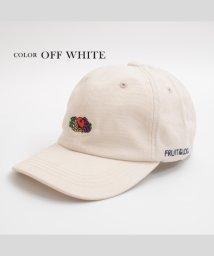 1111clothing/ローキャップ ブランド 帽子 メンズ 帽子 レディース キャップ ブランド フルーツオブザルーム FRUIT OF THE LOOM 刺繍 ロゴ 刺繍ロゴ ペア/503244924