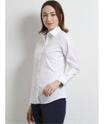 TAKA-Q/イージーケア綿100% レギュラーカラースキッパー長袖シャツ/503245350