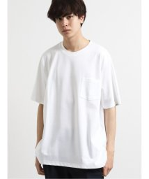 semanticdesign/MADE IN JAPAN ULTIMA ポンチ無地クルーネックBIG半袖Tシャツ/503246473