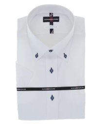 TAKA-Q/接触冷感形態安定レギュラーフィット ボタンダウン半袖ビジネスドレスシャツ/ワイシャツ/503246512