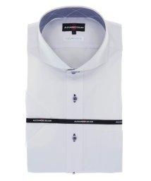 TAKA-Q/接触冷感形態安定レギュラーフィット カッタウェイ半袖ビジネスドレスシャツ/ワイシャツ/503246513