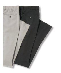 GRAND-BACK/【大きいサイズ】グランバック/GRAND-BACK COOLMAX ストレッチシャーリングパンツ/503246566