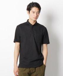 THE SHOP TK/【クールビズ】サッカーポロシャツ/503246763