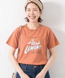 URBAN RESEARCH Sonny Label/USEDLIKEロゴプリントTシャツ/503246936