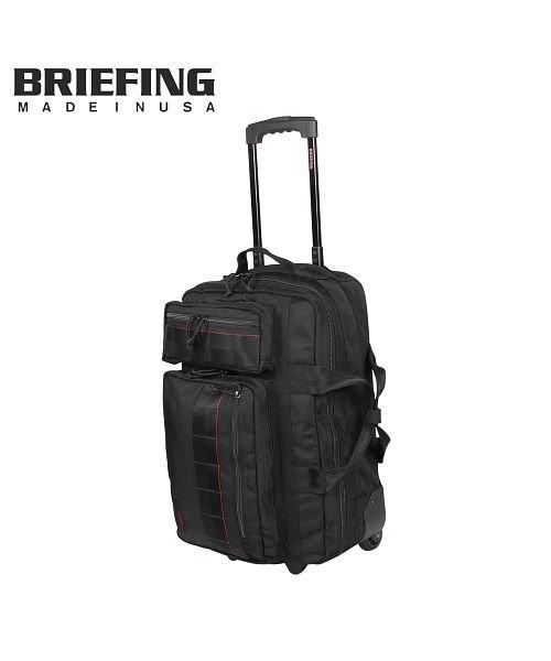 スニークオンラインショップ ブリーフィング BRIEFING バッグ スーツケース キャリーバッグ メンズ T−3 ブラック 黒 181501 メンズ ブラック ワンサイズ 【SNEAK ONLINE SHOP】