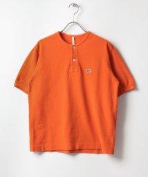 URBAN RESEARCH DOORS/Scye GarmentDyed ヘンリーネックシャツ/503057231