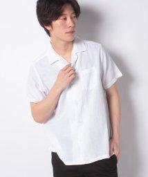 JNSJNM/【BLUESTANDARD】パナマハンソデシャツ/503195191
