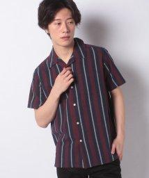 JNSJNM/【BLUESTANDARD】メンアサガラハンソデシャツ/503195200