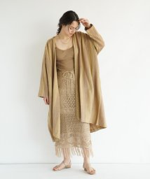 FIKA./【セットアップ対応商品】FIKA. Key lace long Skirt/503201746