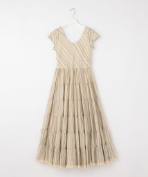NOLLEY'S/【MARIHA/マリハ】草原の虹のドレス プリント/503202634