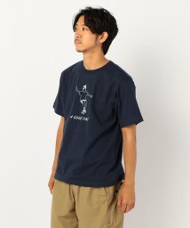 GLOSTER/サマープリント Tシャツ [GLOSTER LOAD]/503202650