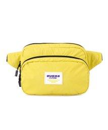 GUESS/ゲス GUESS Logo Large Waist Bag (YELLOW)/503221307
