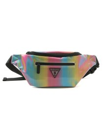 GUESS/ゲス GUESS PRISM Bum Bag (RAINBOW)/503221314