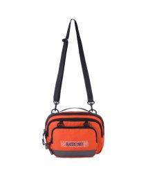 GUESS/ゲス GUESS Logo Camera Bag (ORANGE)/503221322
