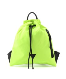 GUESS/ゲス GUESS KODY Drawstring Backpack (LIME)/503221348