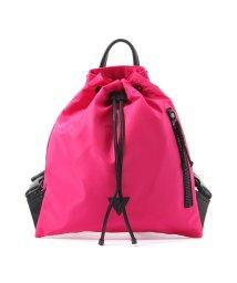 GUESS/ゲス GUESS KODY Drawstring Backpack (PINK)/503221349