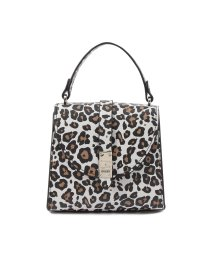 GUESS/ゲス GUESS NEREA Top Handle Flap (LEOPARD)/503221431