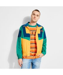 GUESS/ゲス GUESS GUESS x J BALVIN Nylon Logo Windbreaker (VOLTAGE YELLOW)/503221640