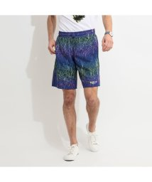 GUESS/ゲス GUESS Fancy Shorts (FLUO CRACKED PRINT)/503221709