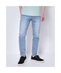 GUESS/ゲス GUESS Cropped Skinny Denim Pant (LIGHT BLUE)/503221710