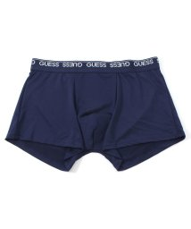 GUESS/ゲス GUESS Logo Plain Boxer Pant (NAVY)【返品不可商品】/503221766