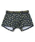 GUESS/ゲス GUESS Logo Kiss Mark Print Boxer Pant (NAVY)【返品不可商品】/503221769