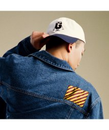 GUESS/ゲス GUESS [GUESS x GENERATIONS] LOGO 6PANEL CAP (BLUE NAVY/BLUE)/503221797