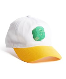 GUESS/ゲス GUESS [GUESS x GENERATIONS] G LOGO 6PANEL CAP (YELLOW MIST MULTI)/503221801