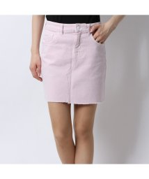 GUESS/ゲス GUESS INDIA MINI SKIRT (FLORA PINK)/503221820