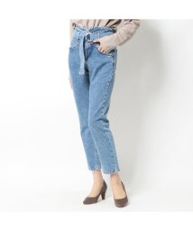 GUESS/ゲス GUESS THE IT GIRL HIGH SLIGHTLY RELAXED DENIM PANT (NORTH BEACH)/503221823