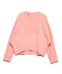 GUESS/ゲス GUESS Back Logo Raglan Sweat (LIGHT PINK)/503221849