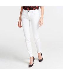 GUESS/ゲス GUESS ULTRA CURVE Skinny White Denim Pant (PAPER MOON)/503221921