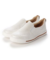 Hashed Coorde/ハッシュド コーデ Hashed Coorde メッシュスニーカー (シロ)/503222111