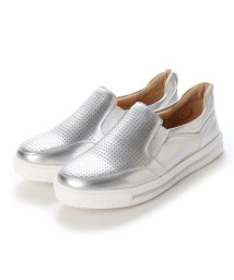 Hashed Coorde/ハッシュド コーデ Hashed Coorde メッシュスニーカー (シルバー)/503222112