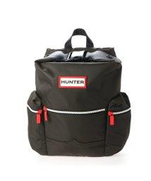 HUNTER/ハンター HUNTER トップクリップ ミニバックパック バッグ (ダークオリーブ)/503222733