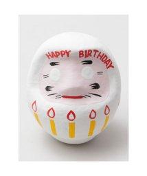 KAYA/【カヤ】高崎だるま / 誕生日 お祝いダルマ ホワイト×レッド/503225756