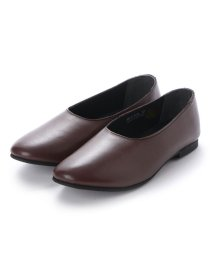 Marie-Louise/マリールイーズ Marie-Louise フラットシューズ (DARK BROWN)/503227758