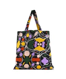 Marimekko/マリメッコ Marimekko TALVIPALATSI BAG (BLACK/YELLOW/GREEN/PURPLE)/503227778