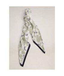 MANGO/スカーフ .-- TROPI (グリーン)/503228401