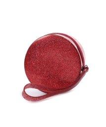 MELISSA/メリッサ melissa MELISSA BRIGHT POCKET (CLEAR GLITTER RED)/503229847