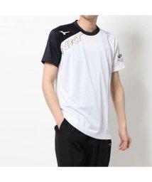MIZUNO/ミズノ MIZUNO バレーボール 半袖Tシャツ プラクティスシャツ V2JA040101/503230669