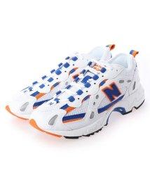 NEW BALANCE/ニューバランス new balance NB ML827 (AAA(ホワイト/ブルー))/503232180