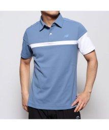 NEW BALANCE/ニューバランス new balance メンズ ゴルフ 半袖シャツ ストレッチカノコシャツ 0120168002/503232374